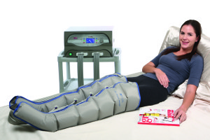Pressothérapie jambes